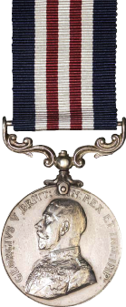 Military Medal for Acts of Gallantry
